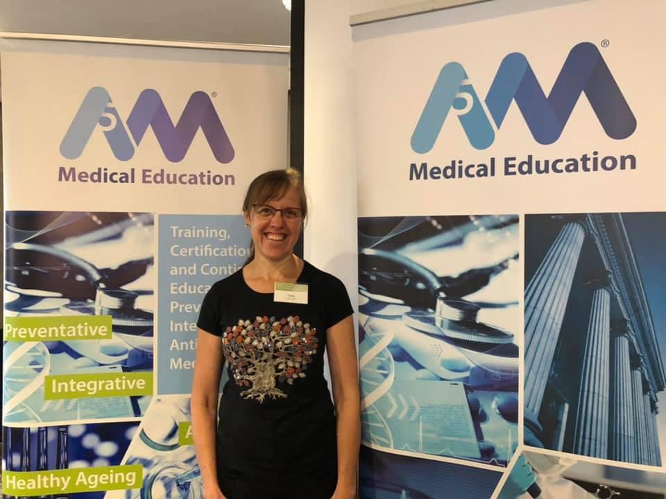 Dr Cindy de Villiers