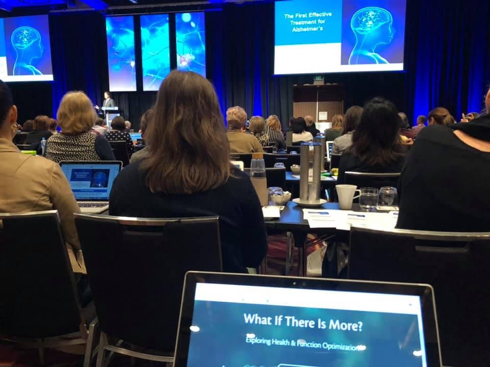 Dale Bredesen, MD – Conference Sydney